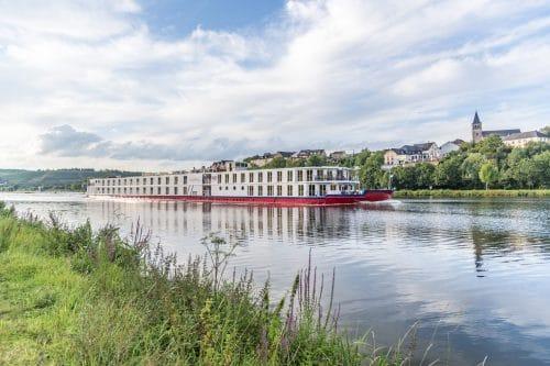 MS Heidelberg © nicko cruises