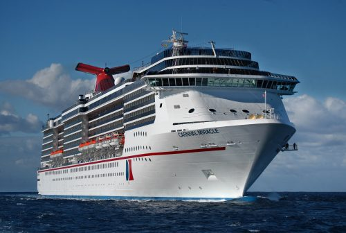 Carnival Miracle startet bald am San Francisco/ © Carnival Cruise Line (Photo by Andy Newman)