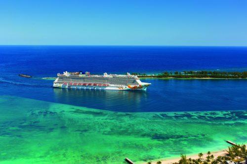 NCL Getaway Nassau / © Norwegian Cruise Line