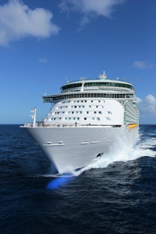 Navigator of the Seas_Frontalansicht
