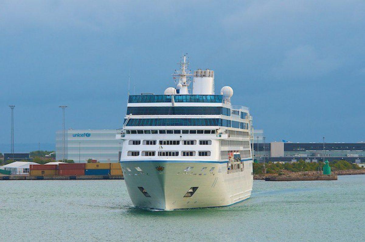 Oceania Nautica beim Einlaufen in Kopenhagen 4