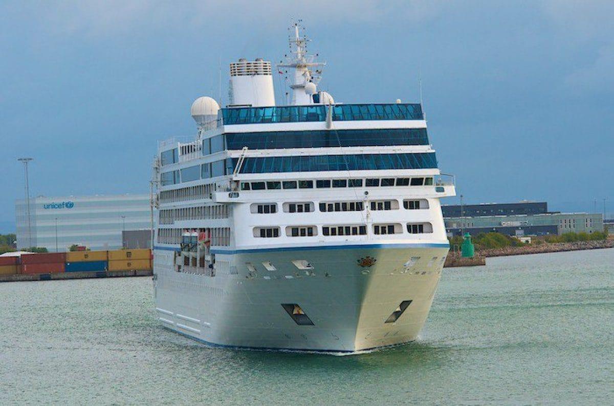 Oceania Nautica beim Einlaufen in Kopenhagen 5