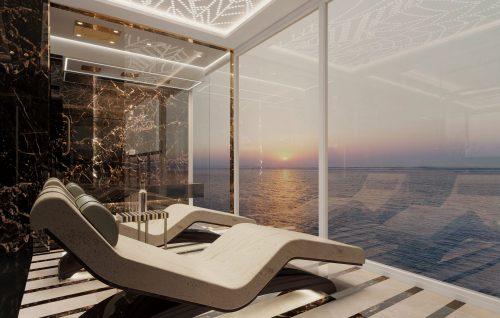 Regent Suite Spa Ocean View © Regent Seven Seas Cruises