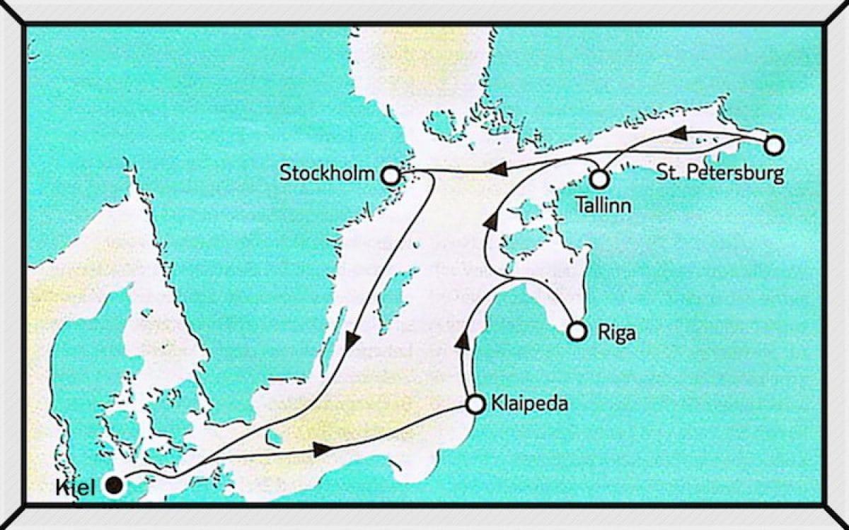 Mein Schiff 4 Reisebericht Ostsee Baltikum mit Riga