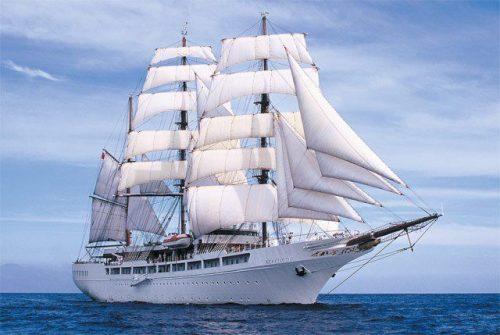 Sea Cloud II / © Sea Cloud Cruises