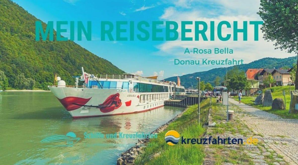 Mein Reisebericht: A-Rosa Bella auf der Donau mit Kindern