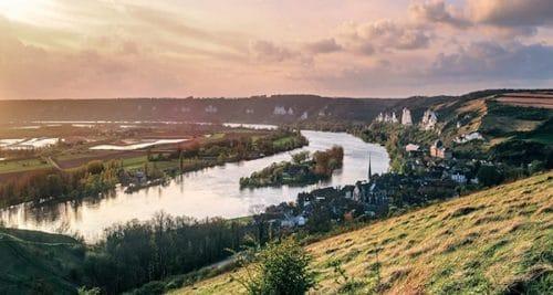 Les Andelys auf A-Rosa Seine Kreuzfahrten / © A-Rosa Flussschiff