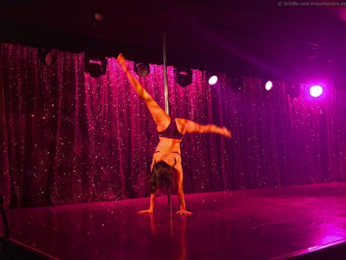 Nachtclub Night Fly - AIDAprima