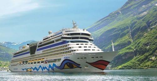 AIDAblu ©AIDA Cruises