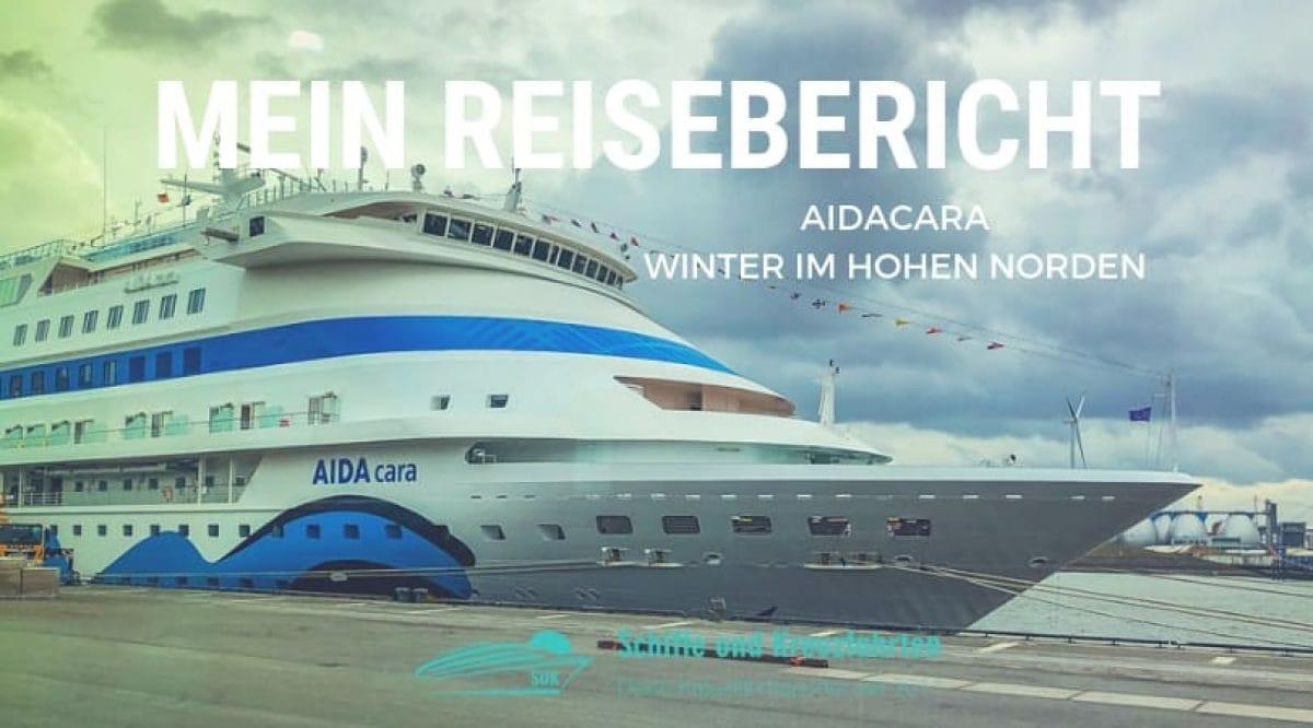 AIDAcara Reisebericht Winter im hohen Norden