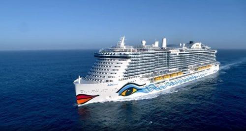 AIDAcosma - Das AIDA LNG Schiff für Kiel in 2021