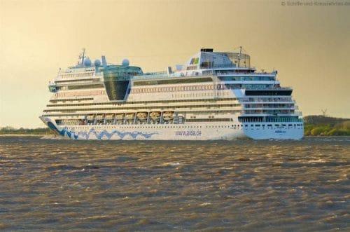 AIDAmar ©AIDA Cruises