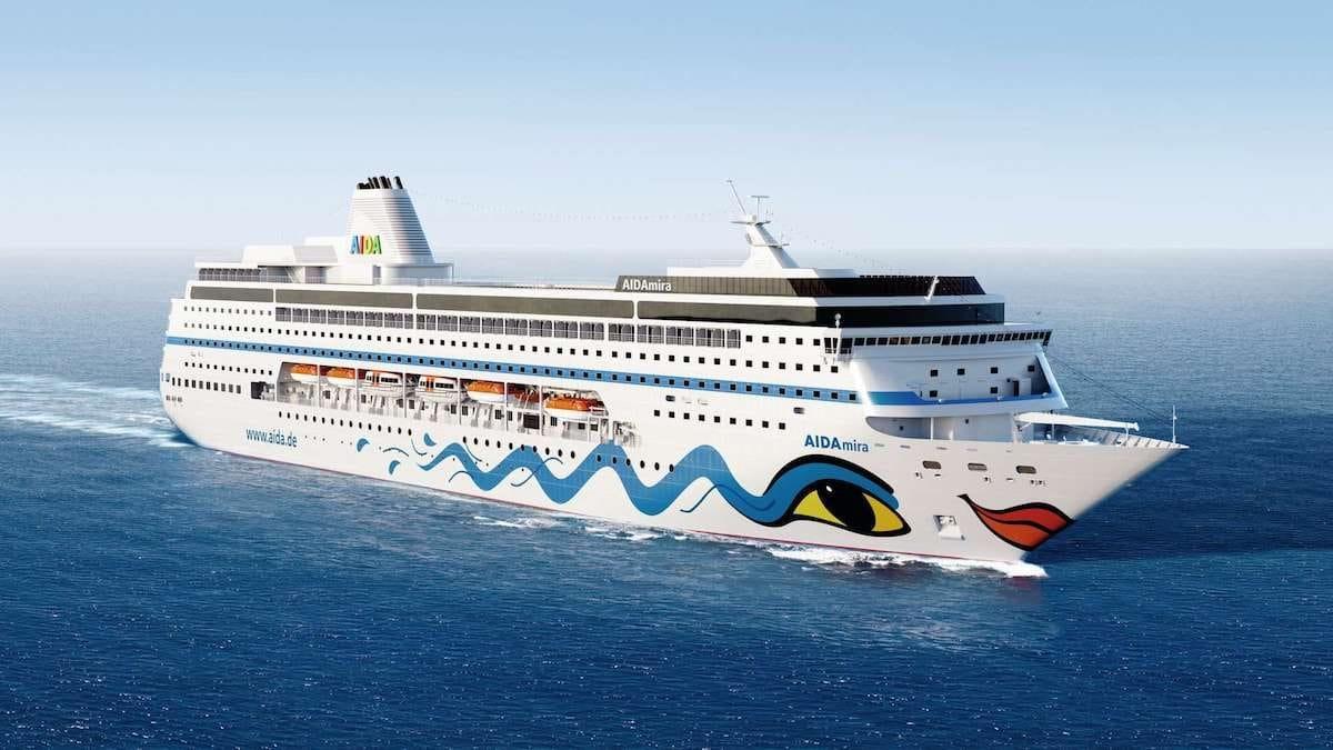 AIDAmira - das neue Selection Schiff / © AIDA Cruises