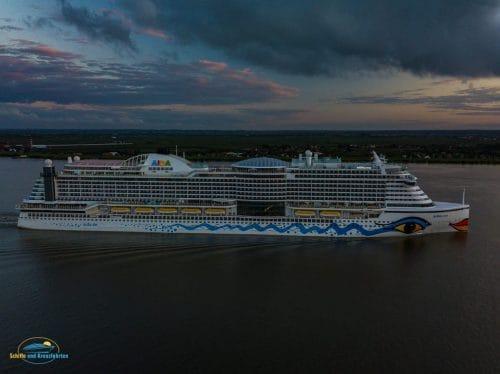 AIDAprima von AIDA Cruises