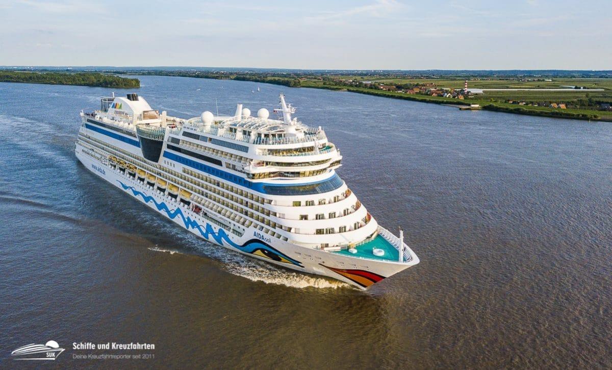 AIDA streicht Amsterdam: In 2019/2020 meidet AIDA den Hafen von Amsterdam und routet um
