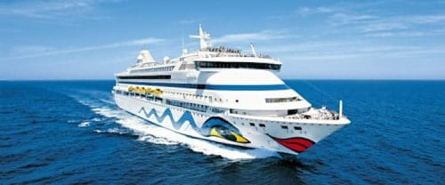 AIDAvita Island Kreuzfahrten ©AIDA Cruises