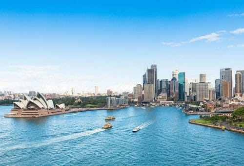 NCL Australien Kreuzfahrten © Norwegian Cruise Line
