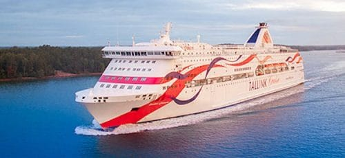 Baltic Queen / © Tallink & Silja Line