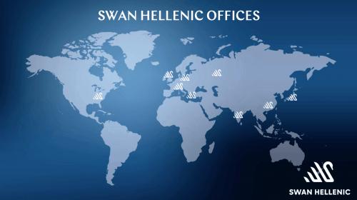 Standorte der Swan Hellenic / © Swan Hellenic