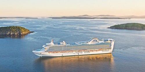 Caribbean Princess © Princess Cruises