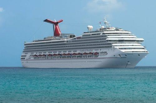 Carnival Freedom © Carnival Cruise Line