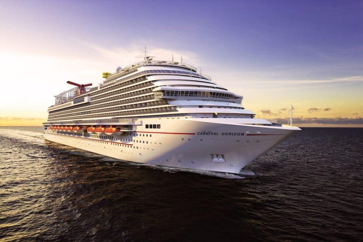 Carnival Horizon - der Carnival Neubau startete im April 2018 in Europa / © Carnival Cruise Line