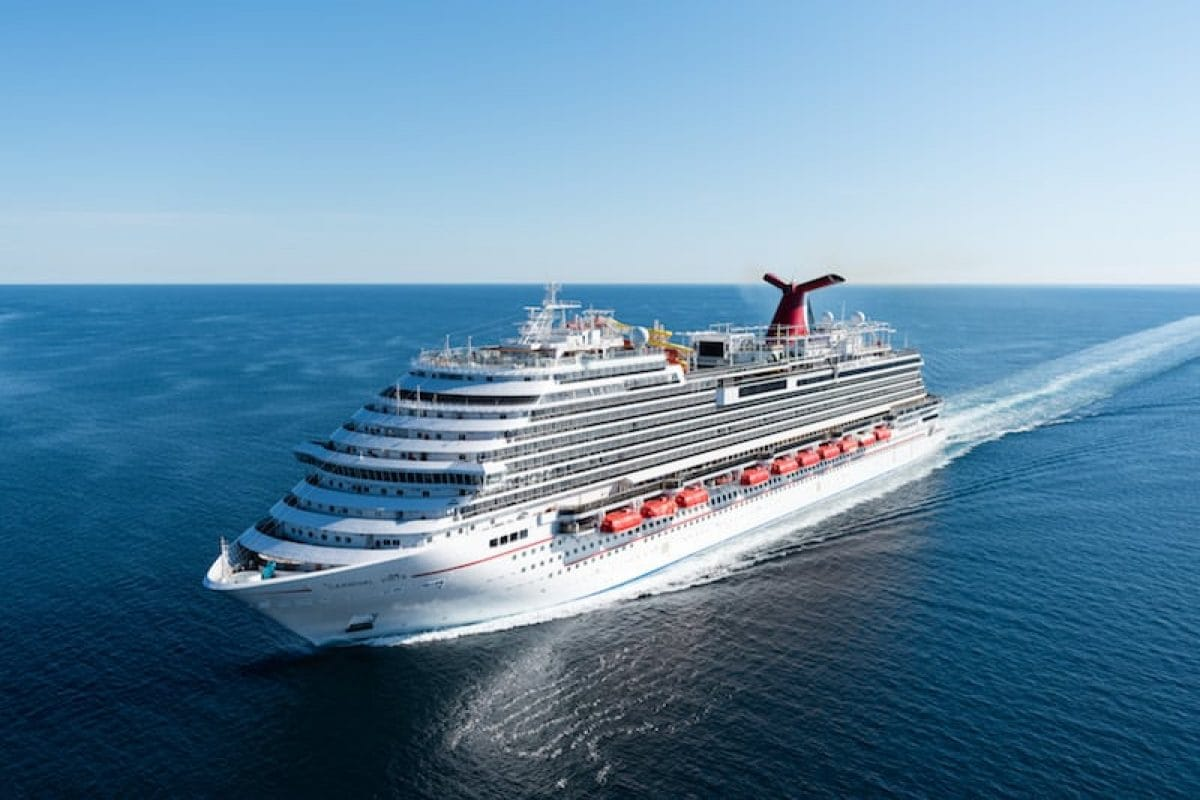 Die Carnival Vista gab der neuen Klasse den Namen. Im November 2019 sticht mit der Carnival Panorama ein weiteres Schwesterschiff erstals in See. © Carnival Cruise Line