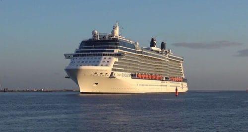 Celebrity Silhouette © Celebrity Cruises