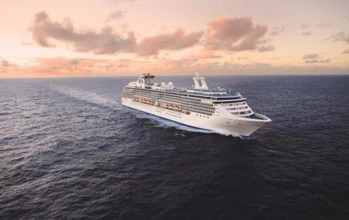 Coral Princess auf See / © Princess Cruises