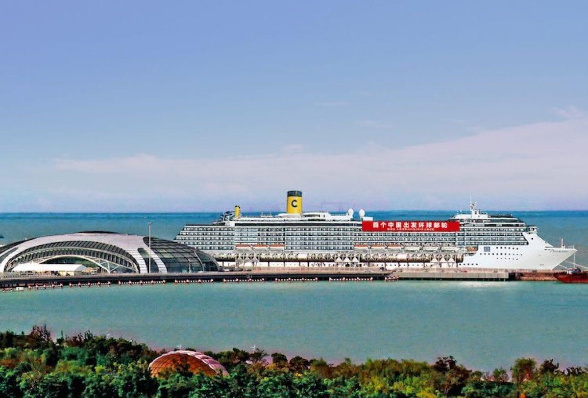 Costa startet auf Weltreise mit Chinesen / © Costa Crcoiere (Costa Asia)