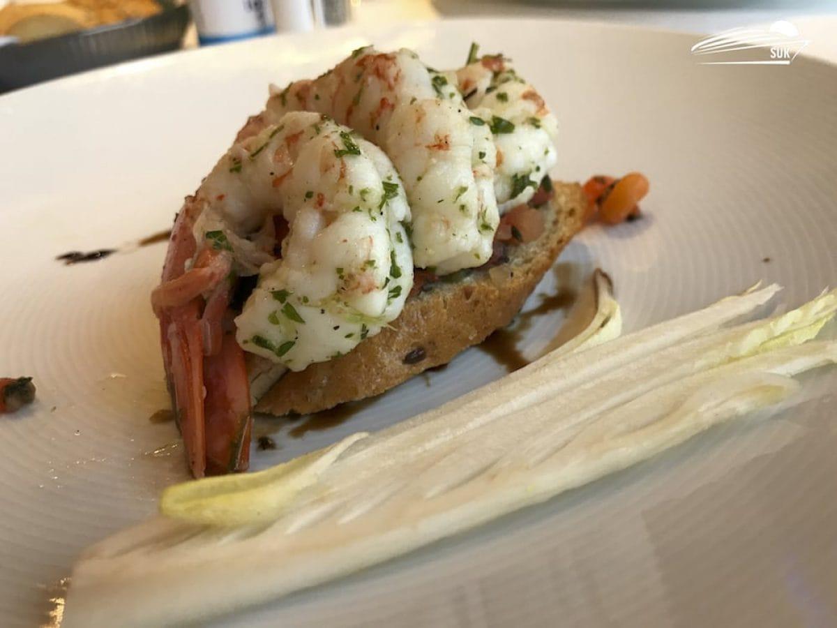 Abendessen Restaurant Club Favolosa