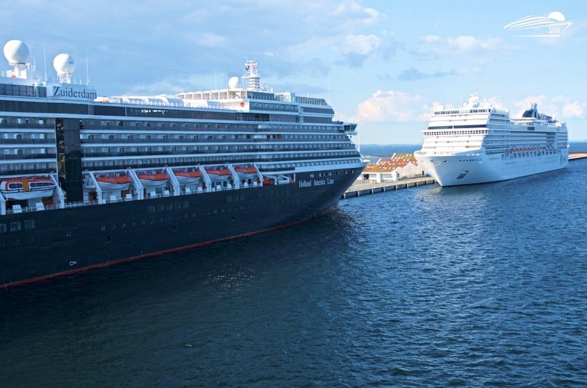 MS Zuiderdam Kopenhagen