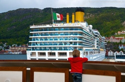Reisebericht AIDAcara in Bergen
