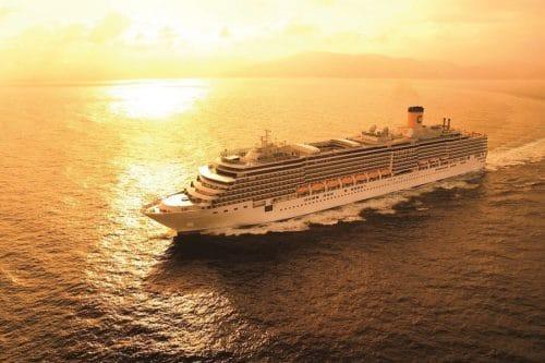 Costa Luminosa startet in 2018 auf die 10. Costa Weltreise / © Costa Crociere
