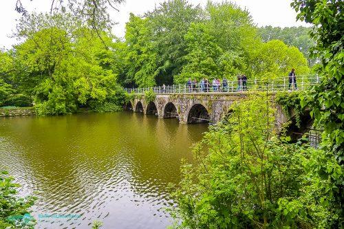 Liebesbrücke in Brügge - Erreichbar von Zeebrügge