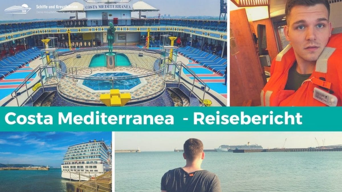 Reisebericht: Costa Mediterranea