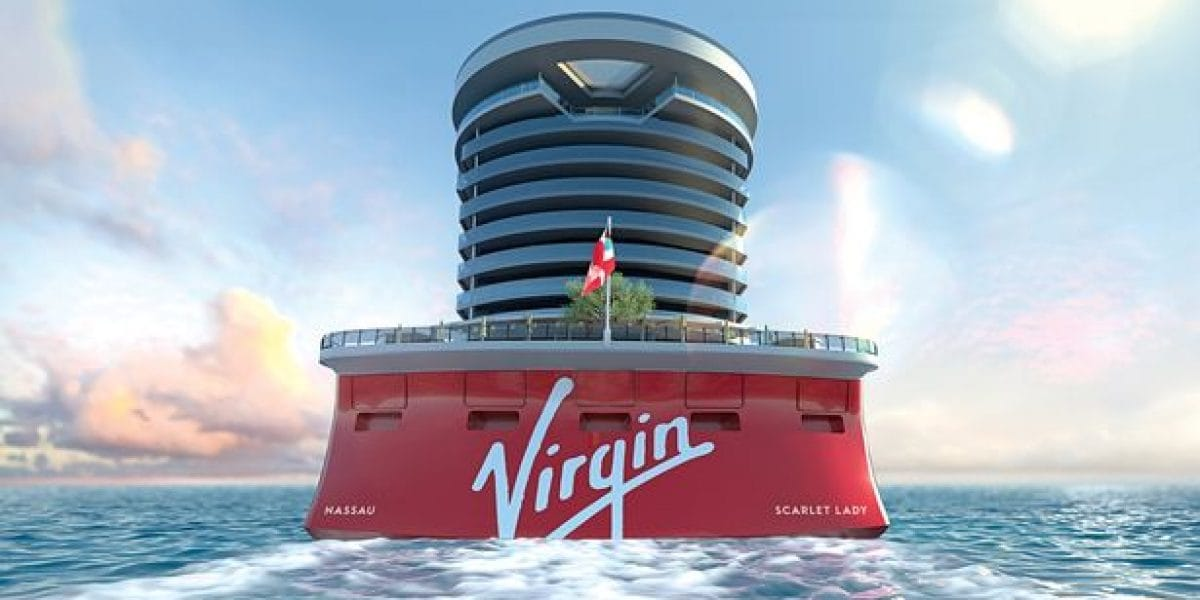 Das Crow's Nest der Scarlet Lady / © Virgin Voyages