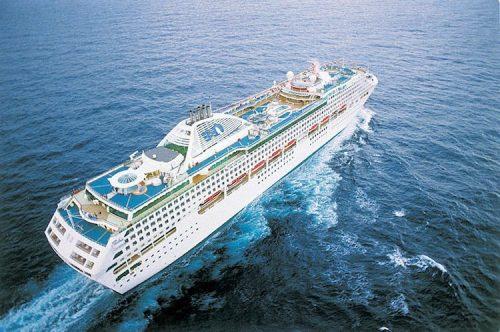 Dawn Princess wechselt als Pacific Dawn im Jahr 2017 zu P&O Australia / © Princess Cruises