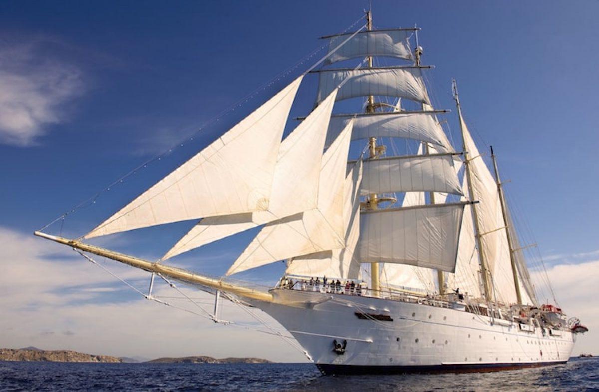 Star Clipper Segel-Kreuzfahrtschiff / © Star Clippers