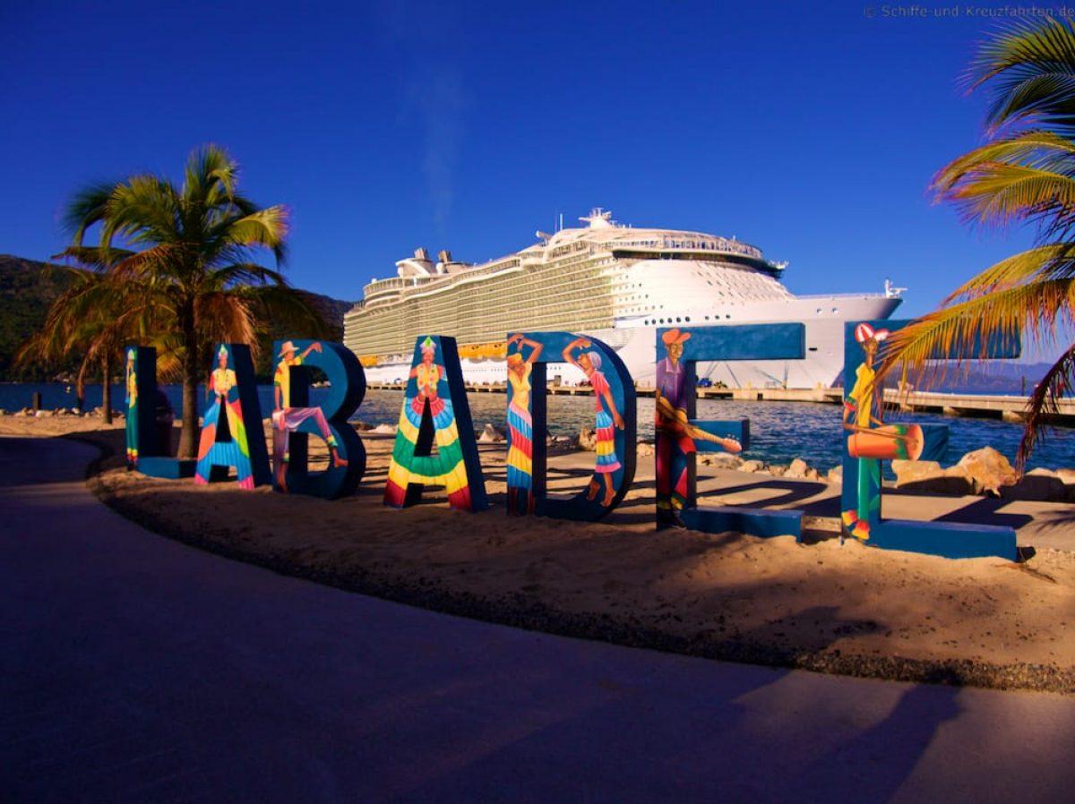Labadee - die Privatinsel von Royal Caribbean