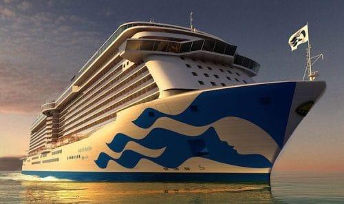 Majestic Princess ©Princess Cruises