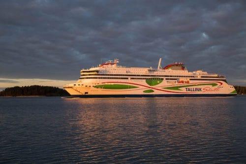 Die neue Megastar von Tallink Silja / © Tallink Silja