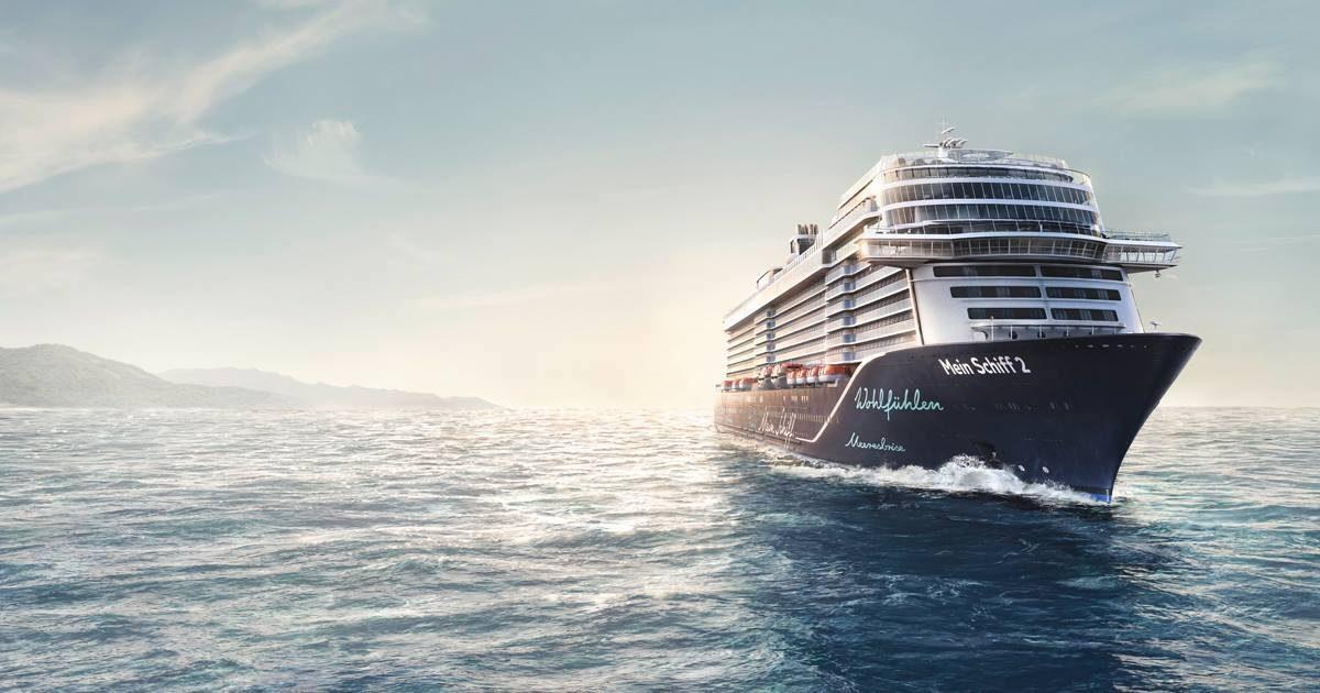 Mein Schiff 2 (2019) von TUI Cruises / © TC