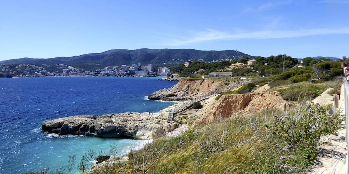 Die Küste Palmas