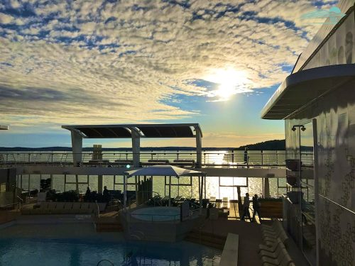Sonnenaufgang Mein Schiff 6