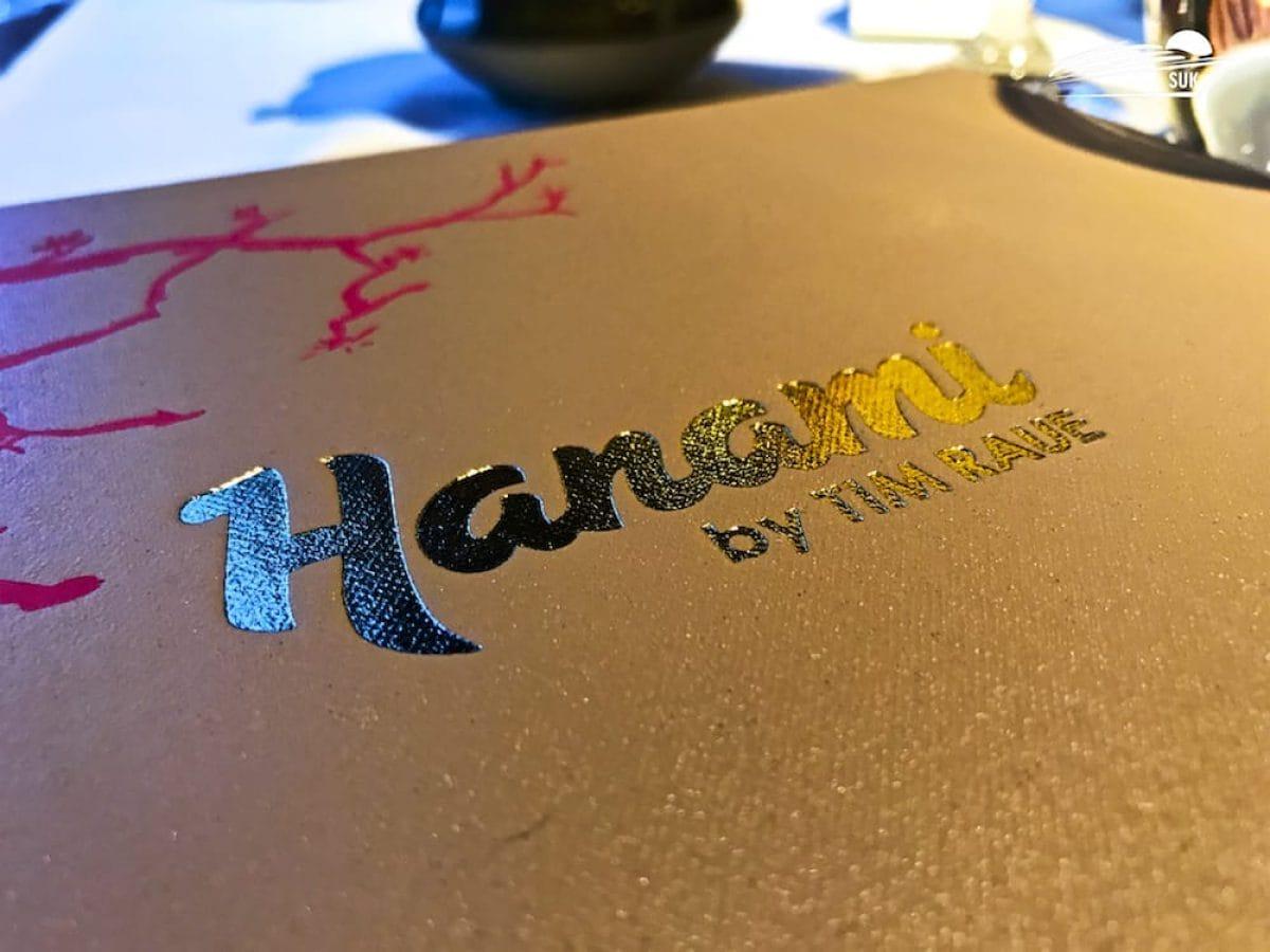Hanami by Tim Raue Mein Schiff 6