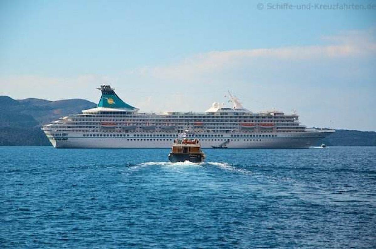 MS Artania von Phoenix-Reisen: Verrückt nach Meer sucht wieder Protagonisten