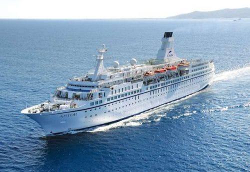 MS Astor fährt in den Wintermonaten in Australien / © Transocean Kreuzfahrten