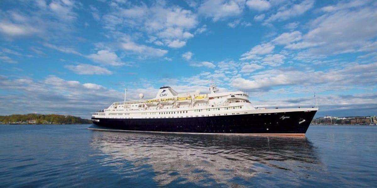 MS Astoria von CMV / © Cruise and Maritime Voyages