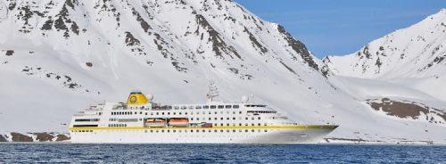 MS Hamburg Antarktis Kreuzfahrten © Plantours & Partner